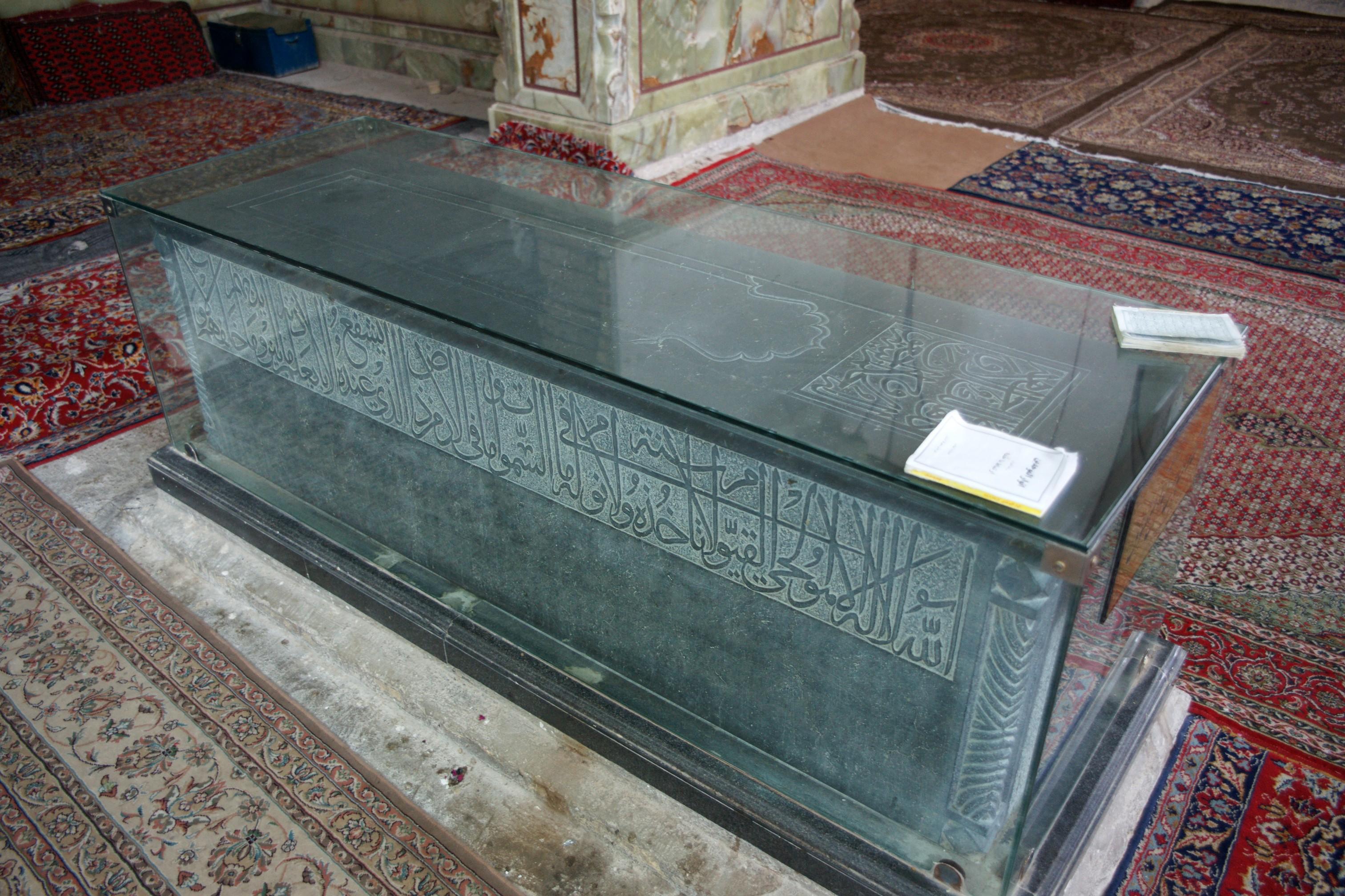 20160430_164605_A900.13428 hrobka šáha Abbáse I., zakladatele Esfahánu